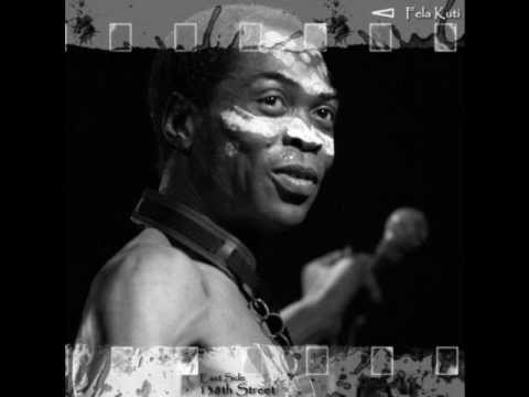 Fela Kuti - Africa center of the world