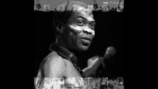 fela kuti africa center of the world