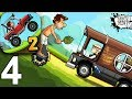 HILL CLIMB RACING 2 - BUS - Gameplay Walkthrough Part 4 (iOS Android)