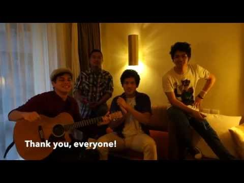 If It's For You + More Than Words | TheOvertunes | Semarang