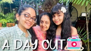 A day out with Ammu & Hansu | Sindhu Krishna