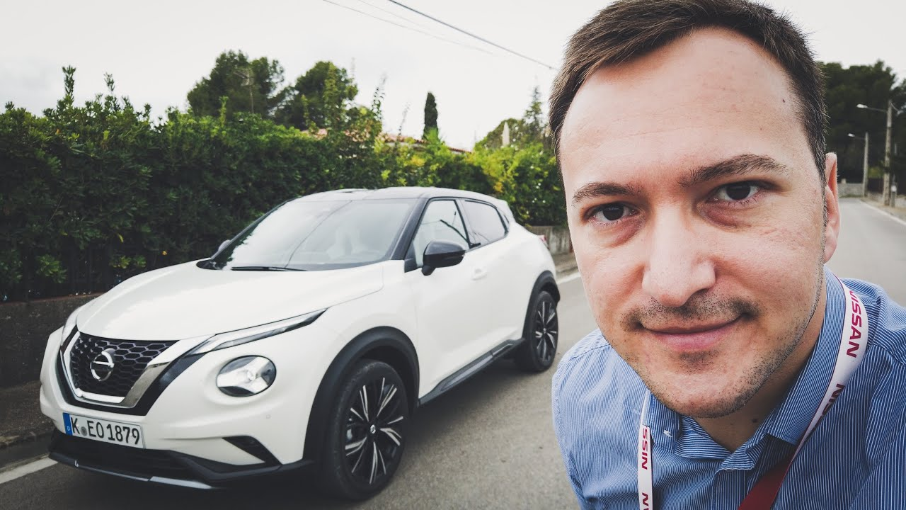Test Drive Nissan Juke 2019