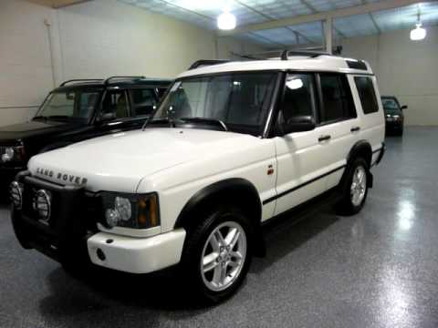 2004 land rover discovery se 1830 sold youtube. Black Bedroom Furniture Sets. Home Design Ideas