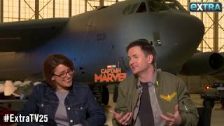 Anna Boden & Ryan Fleck Say Brie Larsen Brings Strength And Vulnerability To 'Captain Marvel'