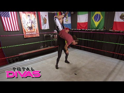 Eva Marie gets her head back in the game: Total Divas, July 7, 2015