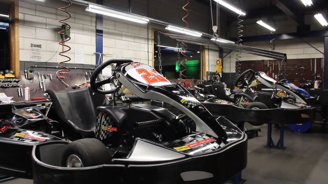 Aanbieding Karten Jpr Indoor Karting Sint Niklaas Indoorkarting Carting