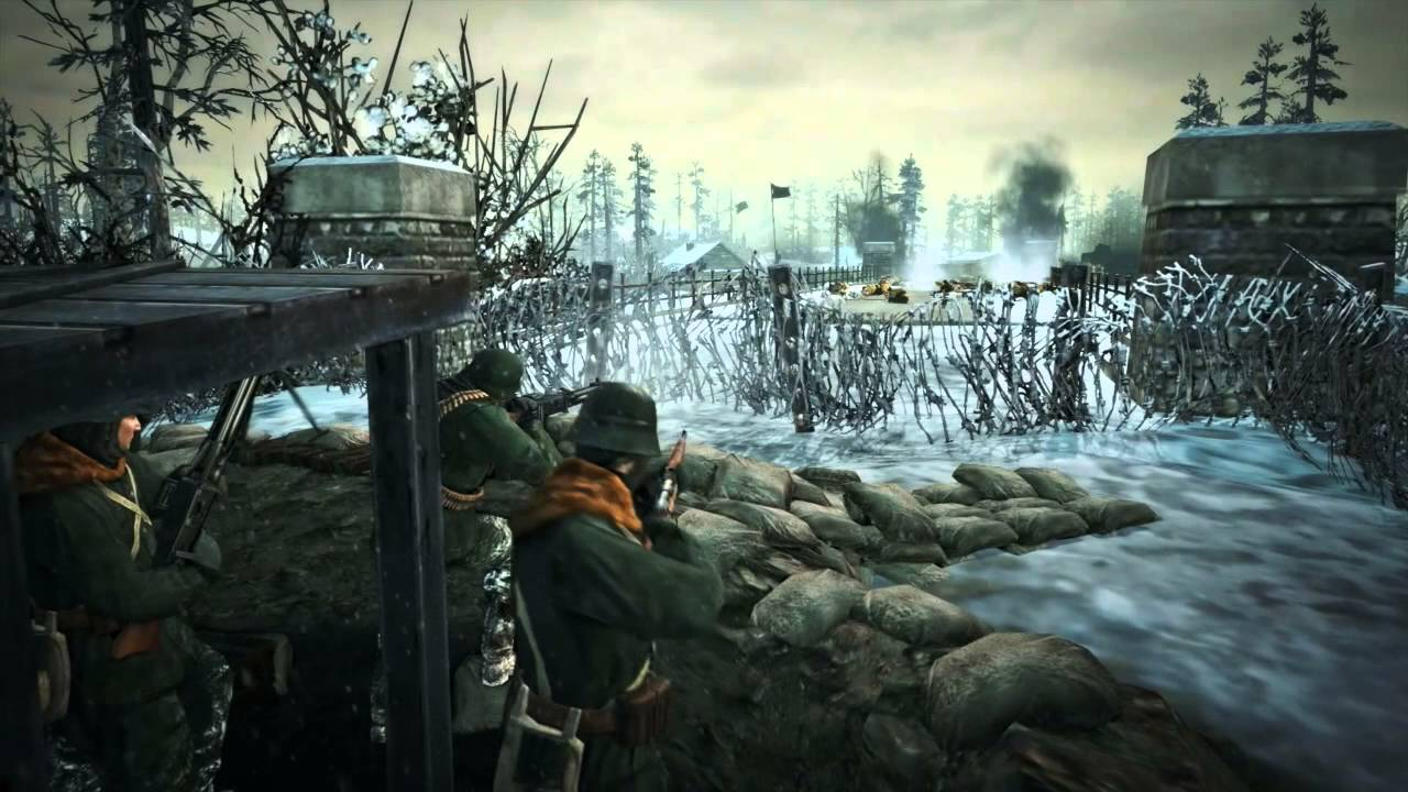 Case Blue Company Of Heroes 2 : Company of heroes 2 for mac and linux u2013 case blue dlc youtube