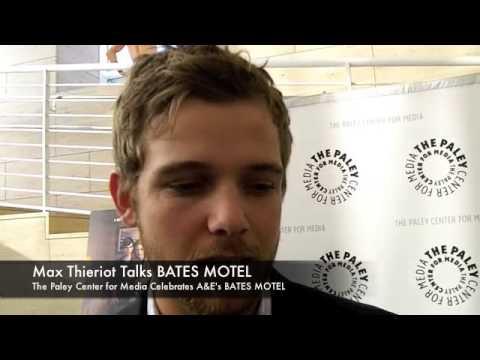 Max Thieriot Talks BATES MOTEL