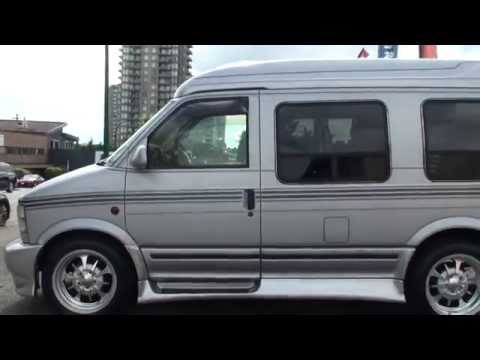 1995 Chevrolet Astro Starcraft Fully Loaded Camper Van for sale in Vancouver, BC, Canada