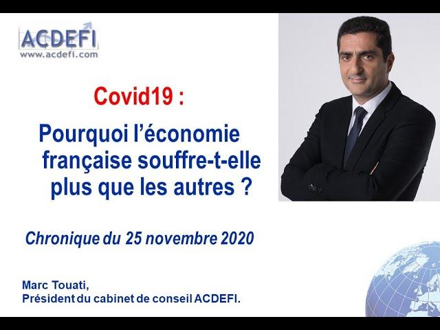 Covid-19 : Pourquoi l'économie française souffre-t-elle plus que les autres ?
