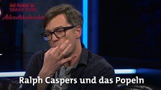 Türchen Nr. 18 – Ralph Caspers und das Popeln