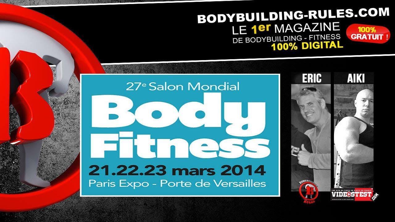 Bodybuilding Reportage