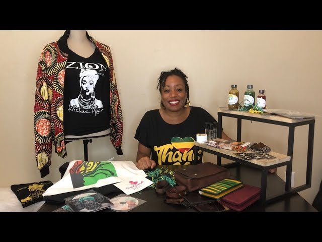 Kristine Alicia Mystery Box Giveaway - Featuring Jamaican Small Businesses
