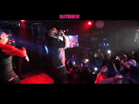 Rick Ross performs The Devil Is A Lie in New Orleans All Star Weekend