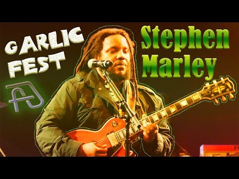 STEPHEN MARLEY Full Concert at 2018 South Florida GARLIC FEST