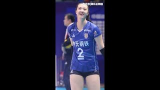 Zhang ChangNing(張常寧).All-Round Outside Hitter.Chinese National Team