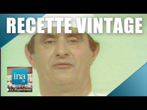 Recette : Poulet au gros sel de Paul Bocuse | Archive iNA