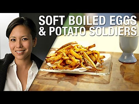 Soft Boiled Eggs and Potato Soldiers: Jessica Dang's One Last Bite