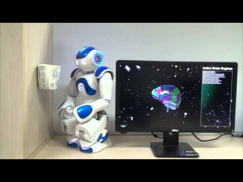 BrainBo: Cognitive Robotics with a CASIA Brain [inductive reasoning, object recognition]