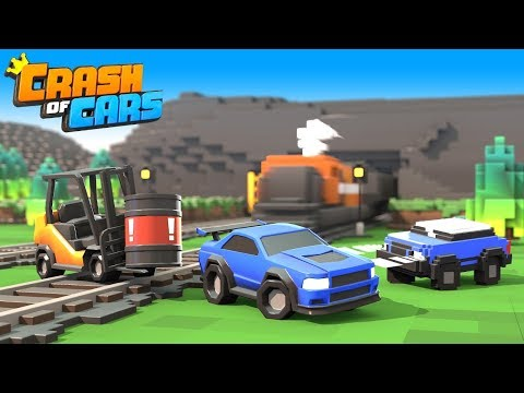 Crash of Cars LIVE Hidden Car Search