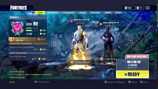 Alla mina skins fortnite battle Royale