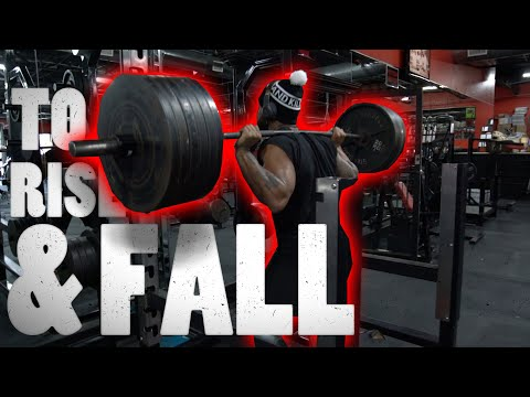 Learn Failure To Understand Progress | 500+ SQUAT FAIL