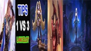 Cara 1 Hit Lancelot dan Auto Kill Lancelot Season 1