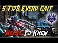5 Tips Every Caitlyn NEEDS To Know! League of Legends Cait Guide ADC Bot Lane