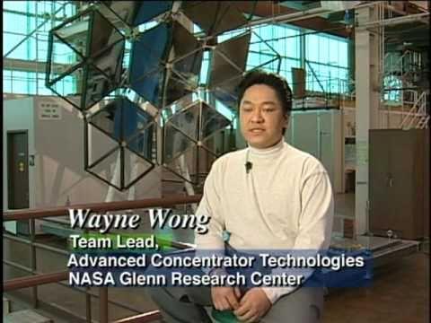 NASA - Space Solar Power - Part 5 - SSP Technologies: Solar Power Generation (2)