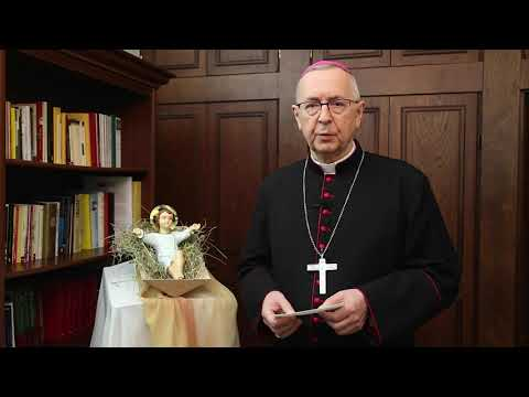 Życzenia Przewodniczącego Episkopatu - Boże Narodzenie 2019