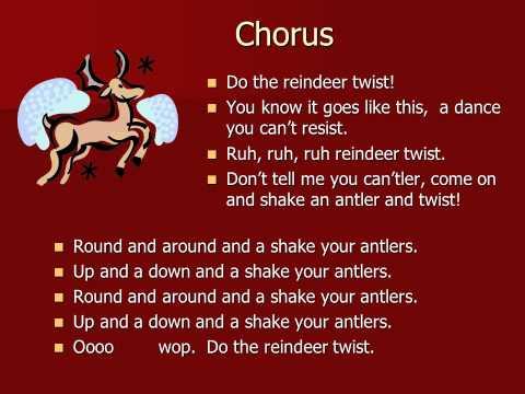 The Reindeer Twist