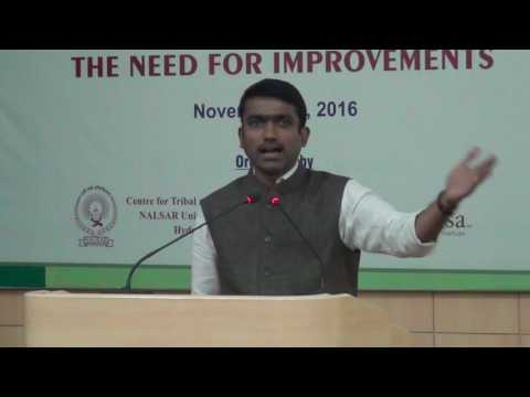 NITI Aayog's Model Agricultural Land Leasing Act Part 1'Telugu' | Landesa | Nalsar University