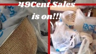 Shopping Spree/ Haul😱Ross 49 Cent Clarence sales Started Today Home Decor Elegance For Less 2019