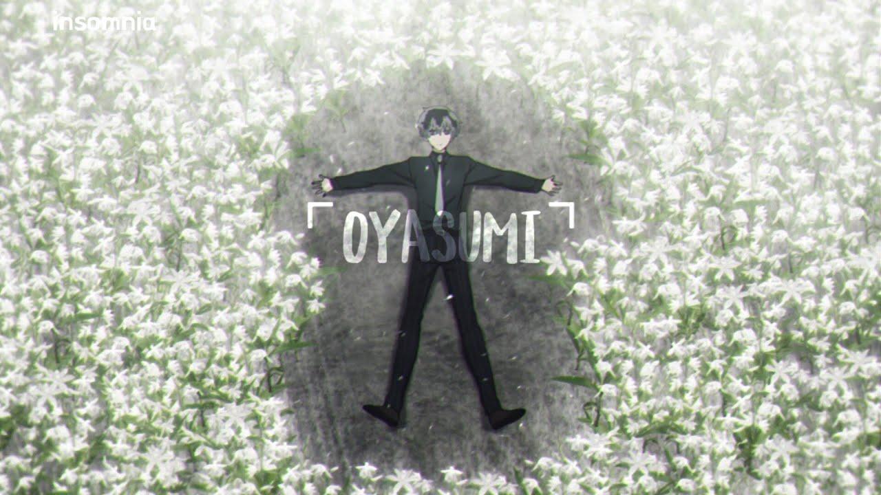 oyasumi.