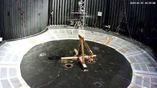 NASA's Mars Helicopter Vacuum Chamber Test Flight Successful