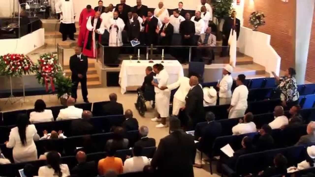 Bishop Kenneth H Moales Sr War Cry Praise Youtube