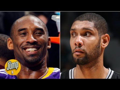 Kobe Bryant Says The Lakers Would've Won 10 Titles If Not For The Spurs | BS Or Real Talk | The Jump