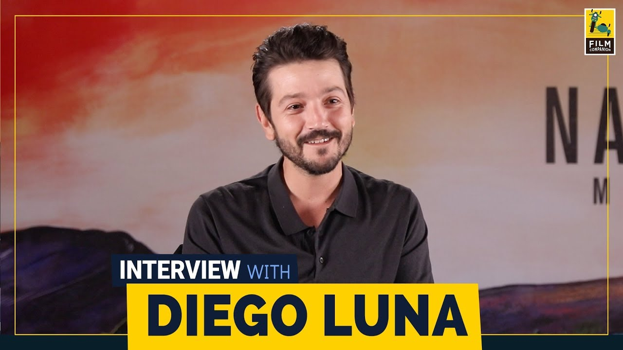 Diego Luna Interview With Anupama Chopra | Narcos: Mexico | Netflix | Film  Companion