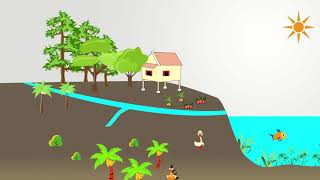 Agriculture - Use Vector Photoshop with Cartoon Animator 4