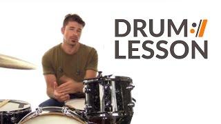 Glory to Glory - Bethel Music // Drum Tutorial