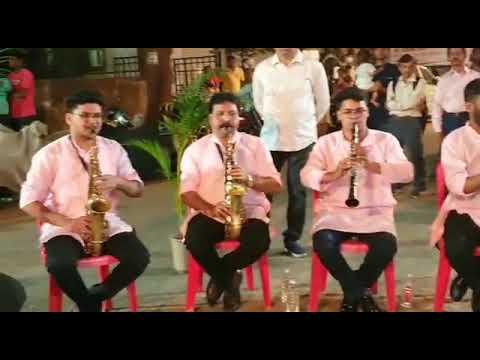 Astik Brass Band Pathak Varli Koliwada(Aai Tuza Deul )