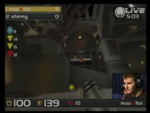 IEM Dubai Quake Live - Fox vs Stermy 2/4