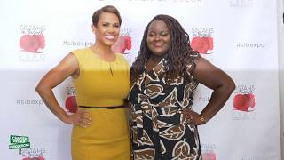 2019 SIBEXPO ATL featuring WSB-TV ATL News Anchor Jovita Moore