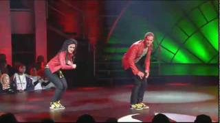 Anna-Alicia & Juvat - Hip Hop Fast SYTYCD [Liveshow 3]