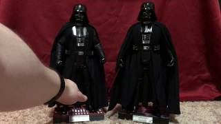 Hot Toys Rogue One Darth Vader vs ANH Version