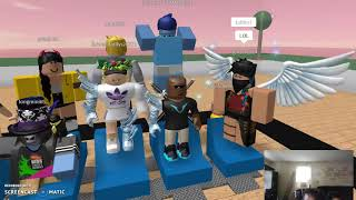 playing musical chiars in roblox