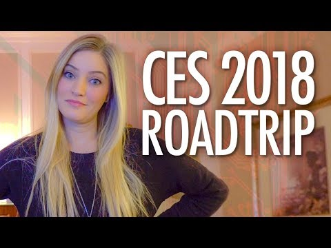 Download Youtube: CES ROADTRIP!!