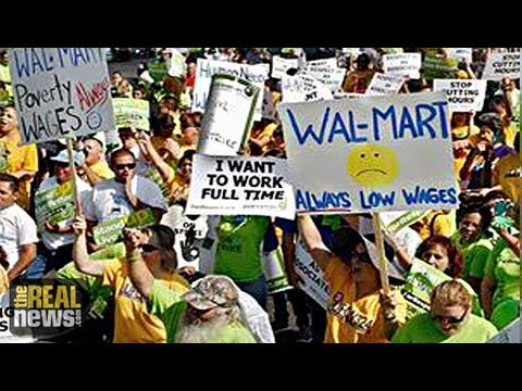 Economist: Record High Stock Prices Driven by Squeezing Workers' Wages