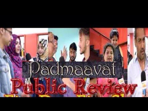 Bangalore Reaction On Padmaavat Public Review in India | Padmavati | Sanjay Leela Bhansali | Trailer