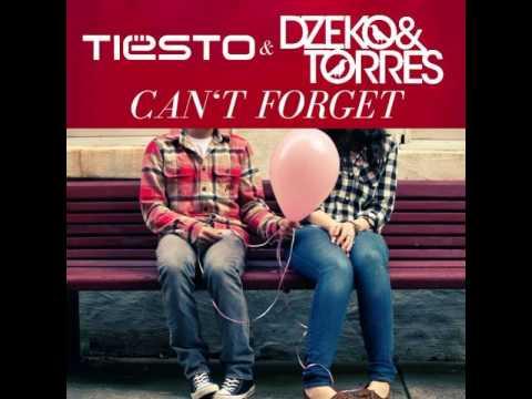 17. Tiësto & Dzeko & Torres - Can't Forget (Original Mix)[Bonus Town Called Paradise ]